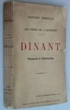 Dinant, massacre et destruction (Gustave SOMVILLE, 1919) vignette